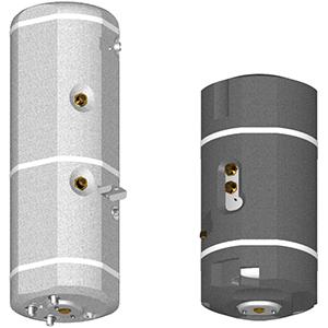 Boiler für Wandheizkessel Für Die Brauchwarmwasserspeicherung