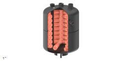 Tanks für kühlaggregate