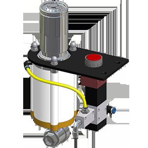 Seifenspender Für Die Metallreinigung und Chemische Reinigung